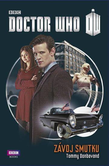 Donbavand Tommy: Doctor Who: Závoj smutku
