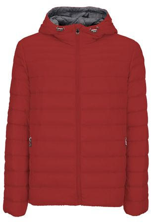 Geox moška jakna 54 rdeča