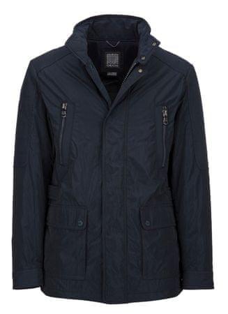 Geox pánská bunda 58 tmavě modrá