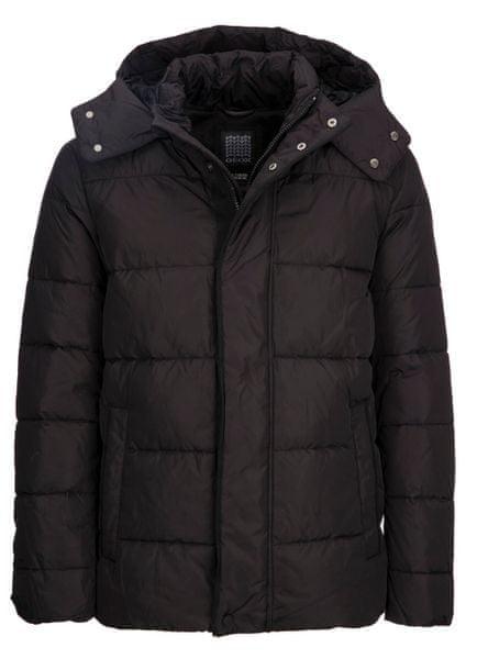 Geox pánská bunda 60 černá