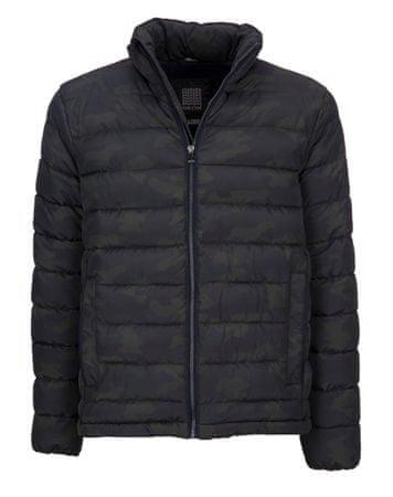 Geox moška jakna 52 črna