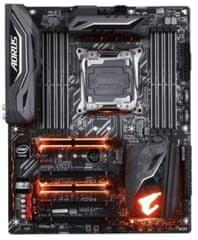 Gigabyte matična plošča X299 AORUS Gaming 3 Pro, DDR4, SATA3, USB3.1Gen2, M.2, LGA2066 ATX
