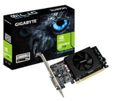 Gigabyte grafična kartica GeForce GT 710, 2GB, PCI-E 2.0