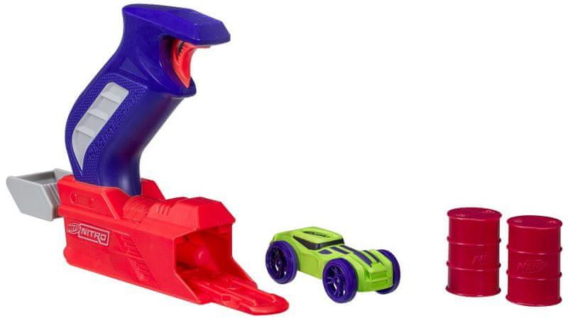 Nerf Nitro Throttleshot Blizt