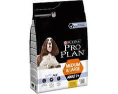 Purina Pro Plan Medium & Large Adult 7+ Optiage 3kg