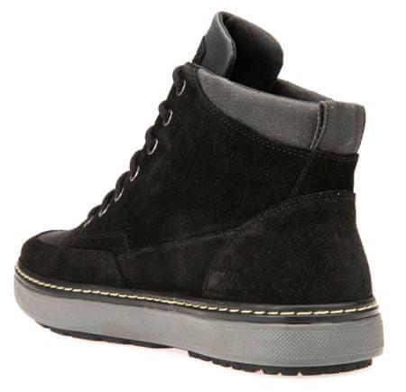 412daf59b4b89 Geox buty za kostkę męskie Mattias B Abx 43 czarny | MALL.PL