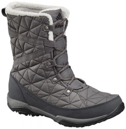 COLUMBIA śniegowce Loveland Mid Omni-Heat Quarry Black 38