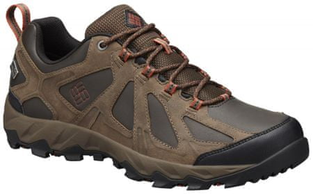 COLUMBIA Peakfreak XCRSN II Low Leather Outdry Cordovan Sanguine 42