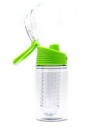 Vivamax GYVL2Z Limonádé készítő palack, 450 ml, Zöld