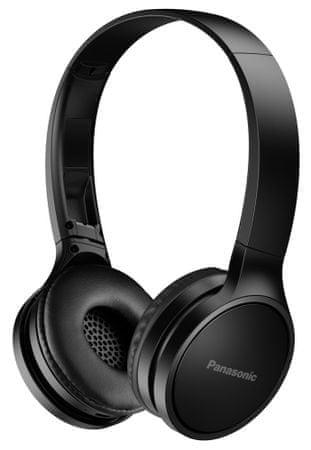 Panasonic brezžične slušalke RP-HF400BE, črne