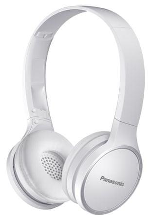 Panasonic brezžične slušalke RP-HF400BE, bele