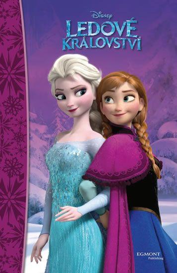 Disney Walt: Ledové království - Pohádkový román