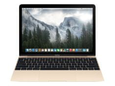 Apple MacBook 12 Retina/DC i5/8GB/512GB SSD/Gold - INT KB