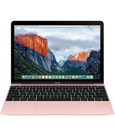 Apple MacBook 12 Retina/DC i5/8GB/512GB SSD/Rose Gold - SLO KB