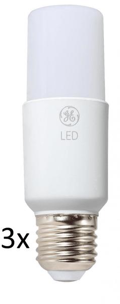 GE Lighting LED žárovka Bright Stik E27, 6W, studená bílá