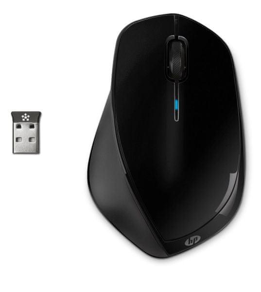 HP X4500 bezdrátová myš (H2W26AA)