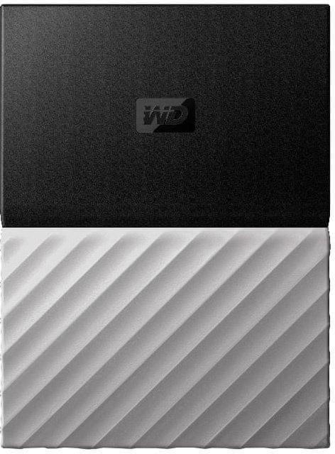 WD My Passport Ultra Metal 1TB, černá/šedá (WDBTLG0010BGY-WESN)