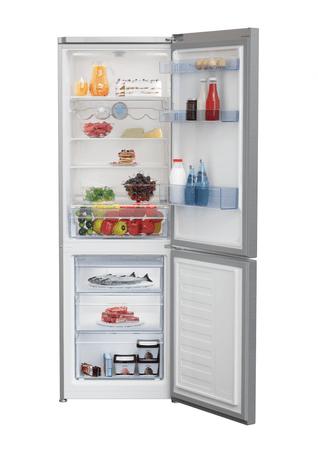 BEKO RCSA 365 K30XP Szabadonálló kombinált hűtőszekrény