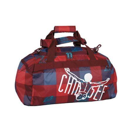 Chiemsee torba Matchbag Checks Floral, srednja, A0211