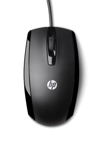 HP X500 mysz optyczna, czarna (E5E76AA)