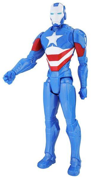 Avengers Titan Hero Iron Patriot 30 cm