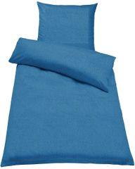Jahu posteljnina Guru Uni, modra
