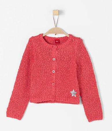 s.Oliver dekliški pulover, roza, 116/122