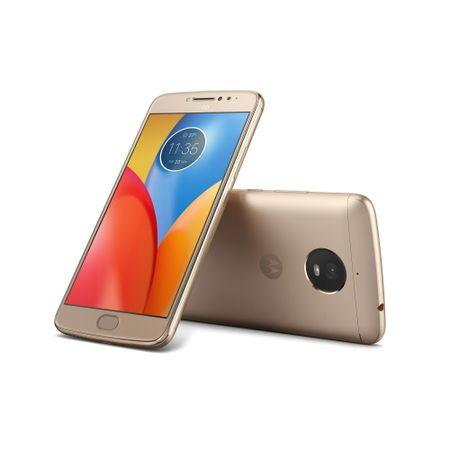 MOTOROLA smartfon Moto E Plus, Dual SIM, Gold