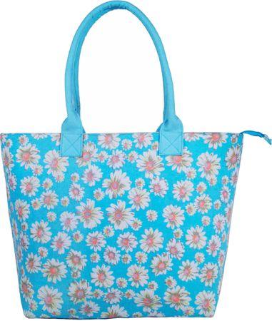 REAbags Dámská taška JAZZI 3151, modrá