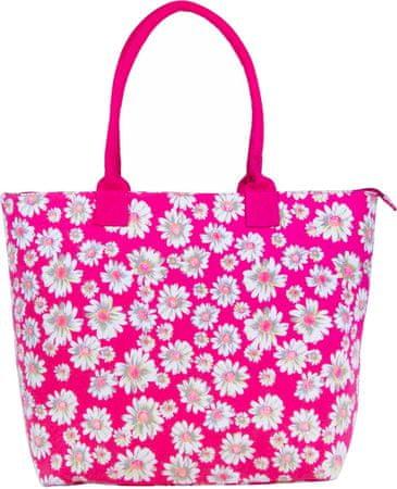 REAbags ženska torbica JAZZI 3151, roza