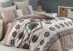 Homeville Povlečení bavlna Cotton lace se dvěma povlaky na polštář