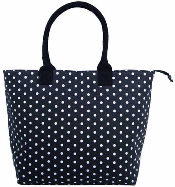 REAbags Dámská taška JAZZI 3152, černá