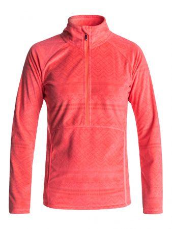 Roxy ženski pulover Cascade, rdeč, S