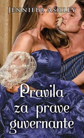 Jennifer Ashley: Pravila za prave guvernante (broširana)