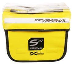 Arsenal Taška na riadidlá s nosičom (Art. 310) žlutá