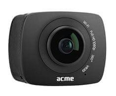 Acme športna kamera VR30 Full HD 360° z Wi-Fi - odprta embalaža