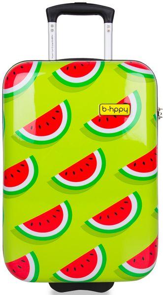"REAbags Cestovní kufr B.HPPY Two In A Melon ""S"""
