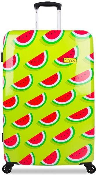 "REAbags Cestovní kufr B.HPPY Two In A Melon ""L"""