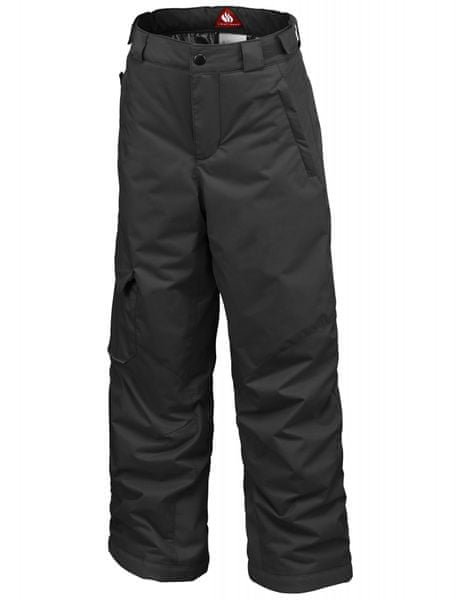 Columbia Bugaboo Pant Black Grey Ash S