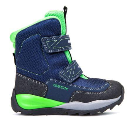 Geox chlapecké zimní boty Orizont 29 modrá