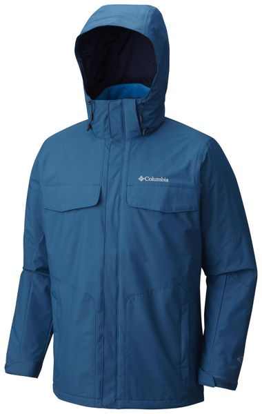 Columbia Bugaboo Interchange Jacket Phoenix Blue S