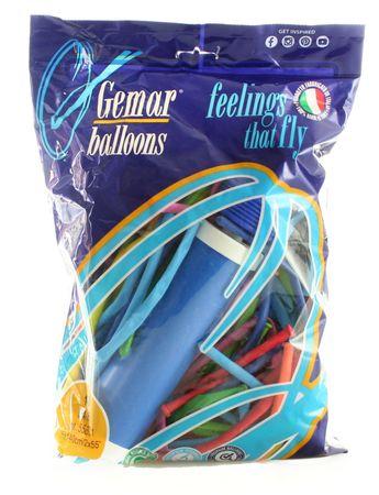 Lamps Modelovací balonky 100 ks + pumpička