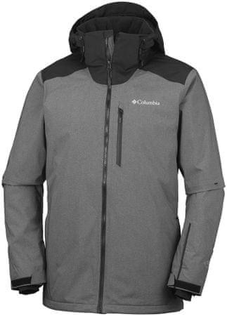 Columbia Lost Peak jakna, siva, M
