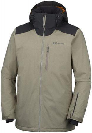 Columbia Lost Peak jakna, rjava, XXL