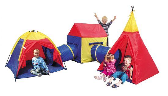 iPlay zestaw namiotów 5 w 1