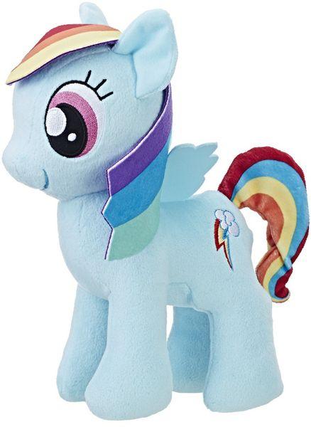 My Little Pony 25cm plyšový poník - Rainbow Dash