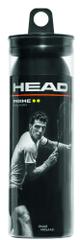 Head žoge Prime squash, 3 kosi
