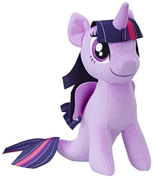 My Little Pony 25cm plyšový poník - Twilight Sparkle sea pony