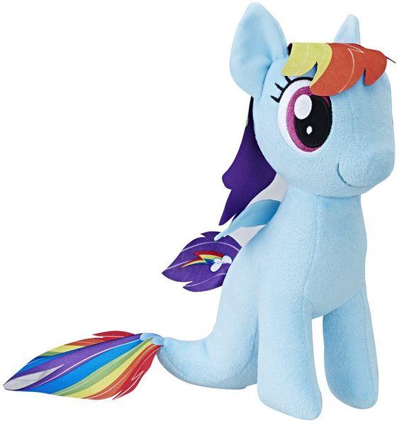 My Little Pony 25cm plyšový poník - Rainbow Dash sea pony