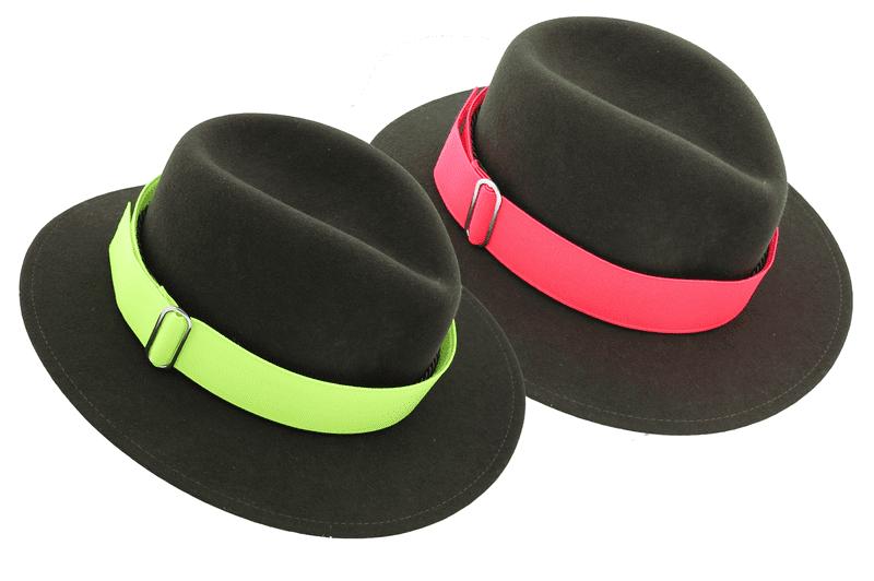 ZÁHOŘÍ Rudel Reflexní pásek na klobouk bez reflexní pásky - žlutá